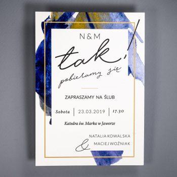 m-04 zaproszenie ślubne 1