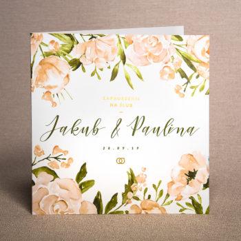 f-11 zaproszenie ślubne 1